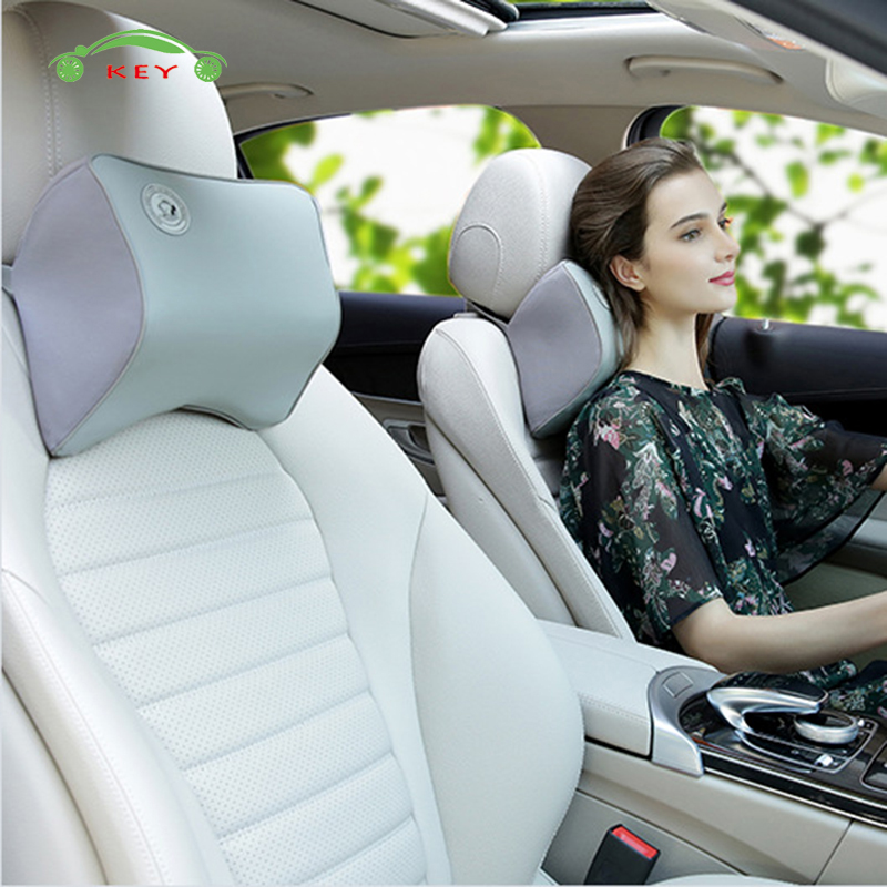 Lentai Car Styling Neck Pillow Comfort For Bmw Toyota Ford Renault Opel Vw Honda Mercedes Mazda Peugeot Audi Volvo Accessories Neck Pillow