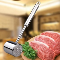 Steakhammer Steak Hammer Meat Tenderising Tenderizer Pounder SUS304 Stainless Steel Food Grade