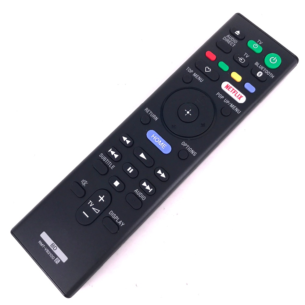 NEW Original remote control For SONY BD RMT-VB210D new original functional expansion plate fx1n 2eyt bd