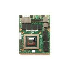 CN 04XR03 04XR03 4XR03 Quadro M4000M 4GB GDDR5 MXM 3 0b Video Card N16E Q3 A1