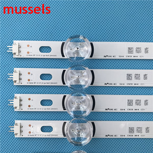 """Image 3 - Striscia di Retroilluminazione A LED Per LG 42 """"TV 42LY320C LC420DUE MG FG A3 M4 innotek ypnl drt 3.0 42LB5610 42GB6310 6916L 1709 1956E 1957E 42LB563"""