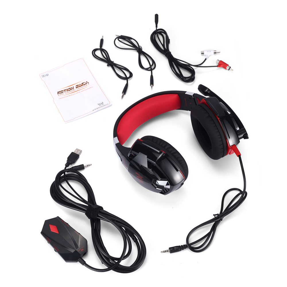 Gaming Headset for ps4 8