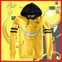 Assassination Classroom Korosensei Hoodie Anime Cosplay Costome Women/Men Hooded Hoodie Sweatershirt