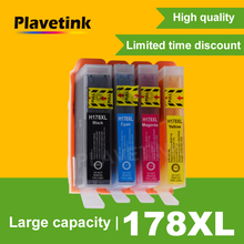 Plavetink For HP 178 178XL Compatible Ink Cartridge Replacement For HP Photosmart 4620 5510 5520 5515 5521 6510 6520 Printer Ink