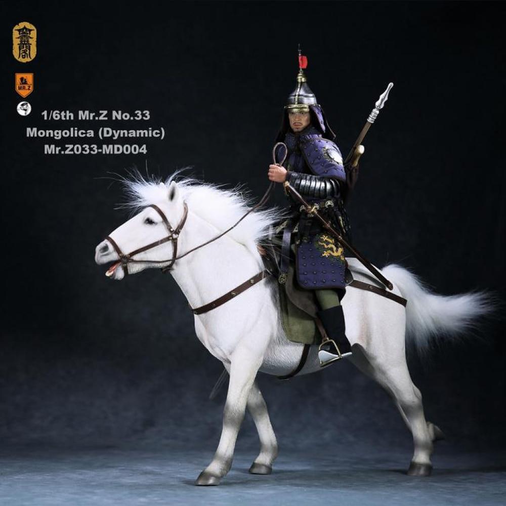 1/6 Soldier Scene Accessories Mongolian Horse