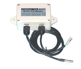 FREE SHIPPING SM1900B RS485 temperature sensor module DS18B20