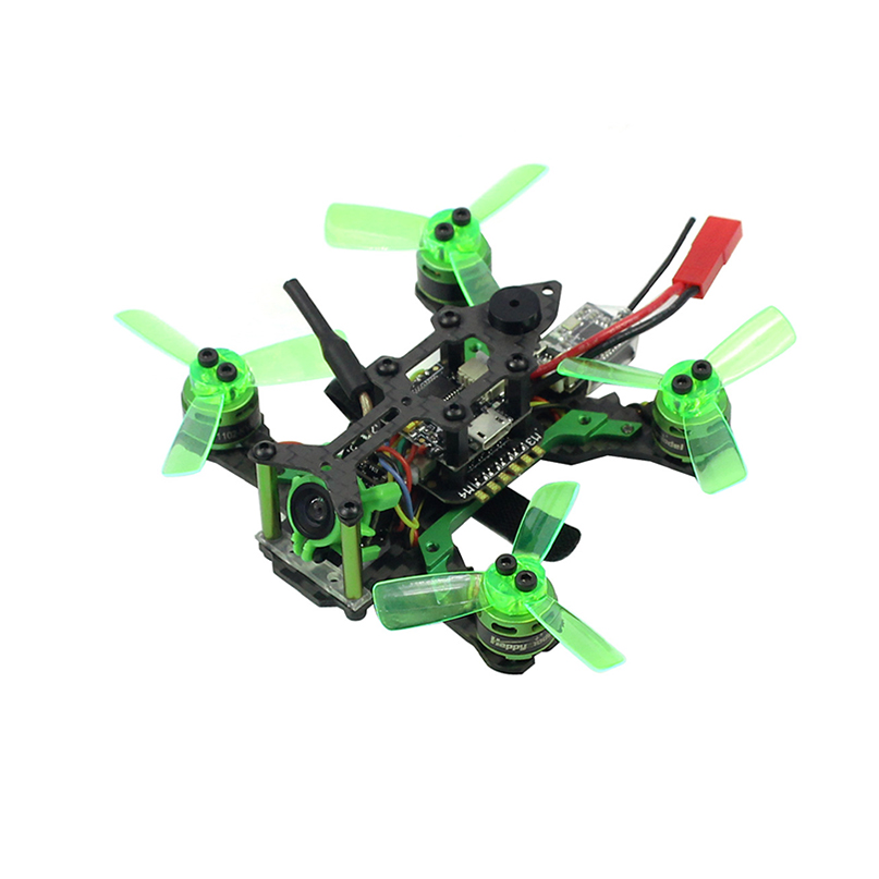 Mantis 85 Micro FPV Racing Drone PNP BNF with Frsky D8 Flysky 8ch DSM 2 Receiver