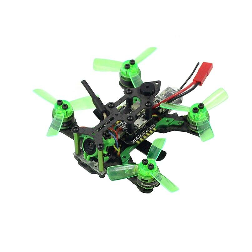 Happymodel カマキリ 85 マイクロ FPV レースドローン PNP BNF と Frsky D8/Flysky 8ch/DSM 2 受信機 RC レーサー quadcopter PNP/BNF キット  グループ上の おもちゃ & ホビー からの パーツ & アクセサリー の中 1