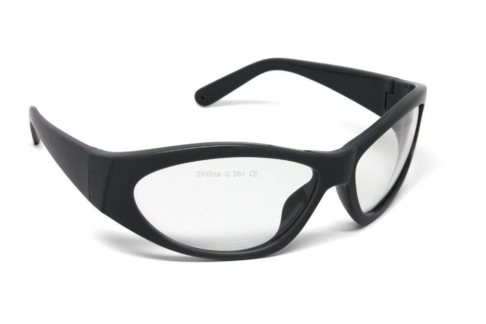 ERL  2940nm Laser Protection Glasses  Laser Safety Glasses