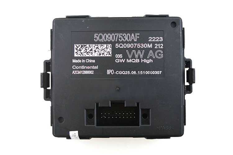 ФОТО For  VW Golf 7 MK7 VII NEW For Octavia MQB High Version Canbus Gateway 5Q0 907 530 M/5Q0 907 530 AF