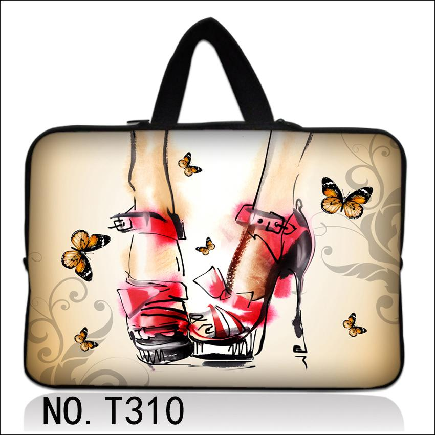 "<font><b>Shoes</b></font> New Flower 15"" 15.4"" 15.6"" Laptop Bag Sleeve Case For HP <font><b>DELL</b></font> ASUS Toshiba Acer"