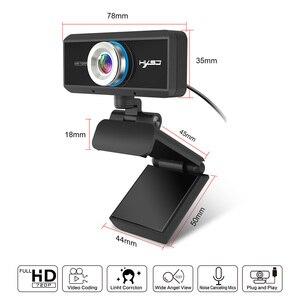 Image 3 - HXSJ USB Web Camera 720P HD 1MP Computer Camera Webcam Built in Sound absorbing Microphone 1280 * 720 Dynamic Resolution PC