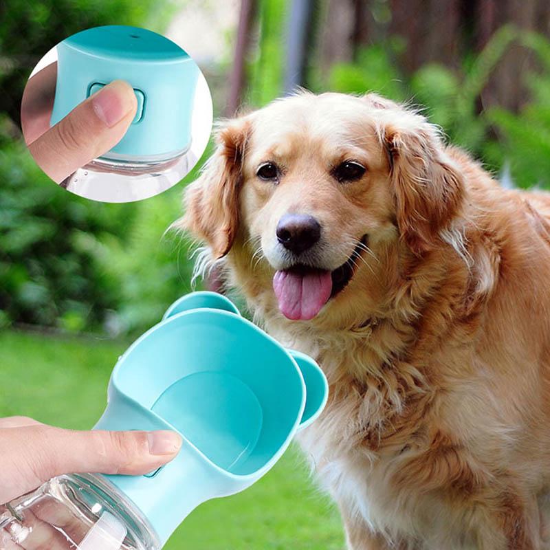 Portable Water Dispenser For Pets: Aliexpress.com : Buy Pet Dog Puppy Cat Water Bottle