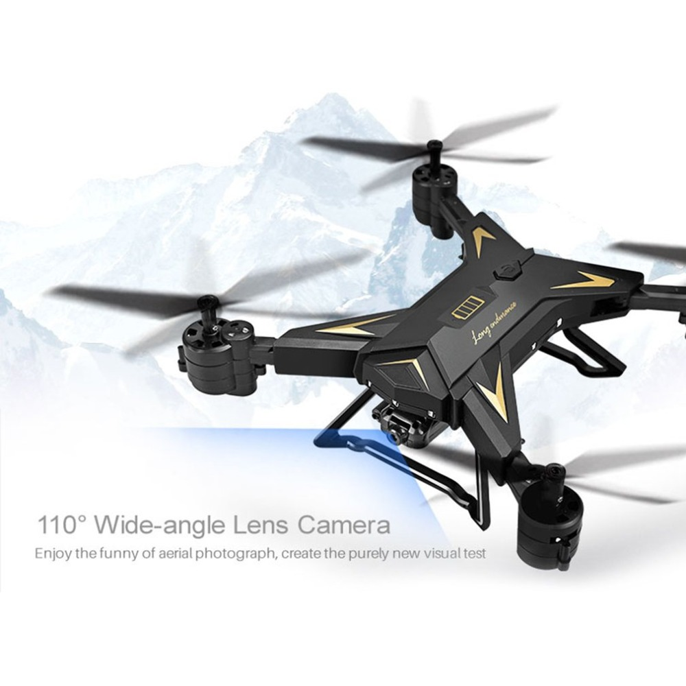 KY601S Full HD 1080P 4Channel Long Lasting Foldable Arm RC quadrocopter 1