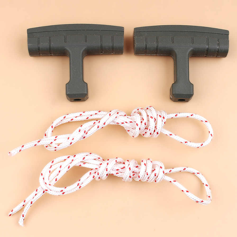 Recoil Starter Handle Grip for Husqvarna 50 51 55 Rancher 136 137 141 142 36 41