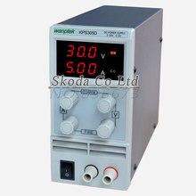 Оптовая продажа KPS305D 30 В 5A выключатель питания постоянного тока 0.1 В 0.01A цифровой дисплей регулируется мини-dc питания