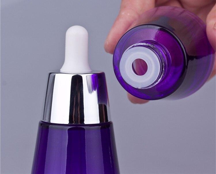 óleo de vidro, luxo 1 onça garrafas