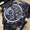 SBAO Fashion Sport Watch Men Top Brand Luxury Famous Electronic LED Digital Wrist Watches For Men