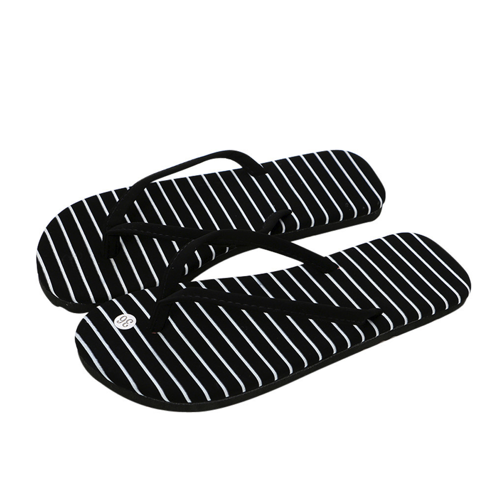 SAGACE 2018 Hot New Fashion Camouflage Anti-Skidding Women Summer  stripe High Quality girls Beach Sandals  Slippers Flip FlopsSAGACE 2018 Hot New Fashion Camouflage Anti-Skidding Women Summer  stripe High Quality girls Beach Sandals  Slippers Flip Flops