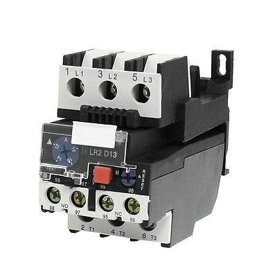 AC 690V 3 Pole Electric Thermal Overload Relay 12-18A 1 NO 1 NC 3 pole ac 0 63a 1a electric thermal overload relay 1 no 1 nc