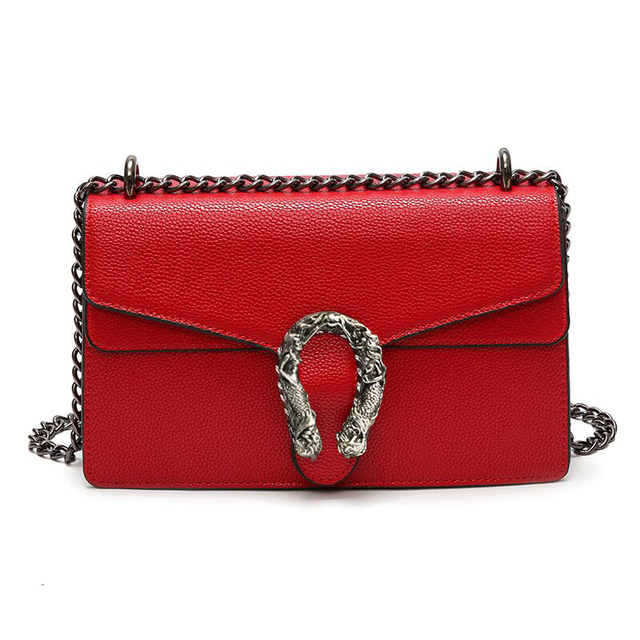 Famous Brand 2019 Summer Channels Handbags Women Messenger Bag Chain Shoulder Vintage Ladies Hand Bag Crossbody Bags For Women