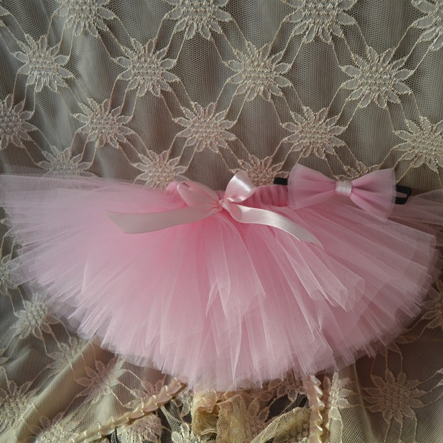 QYFLYXUE-2017 Newborn Photography Props Infant Costume Outfit Princess Baby Tutu Skirt Headband Baby Photography Prop