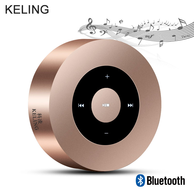 IST Quality KELIN A8 Wireless Bluetooth Speaker For iPhone Ss