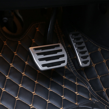 Алюминиевый сплав дизайн педали для Land Rover Discovery Sport 2015-2019 для Range Rover Evoque 2011-2018 автомобильные аксессуары