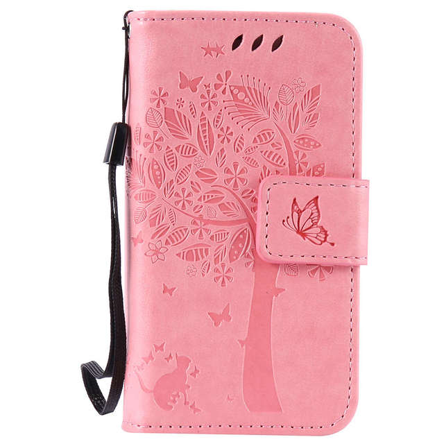 Phone Covers For fundas HUAWEI Y6 SCL-U21 SCL-U31 SCL-L21 SCL-L32 Flip Cases For coque HUAWEI Y6 leather cover Y6phone hoesjes