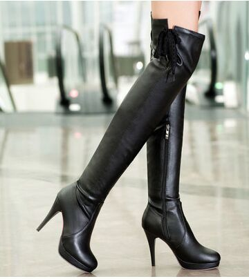 Sexy boots for girls