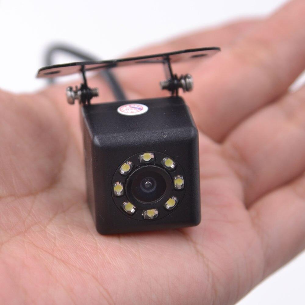 HD Автомобильная Водонепроницаемая камера заднего вида 170 градусов универсальная широкоугольная парковочная вспомогательная камера задне...