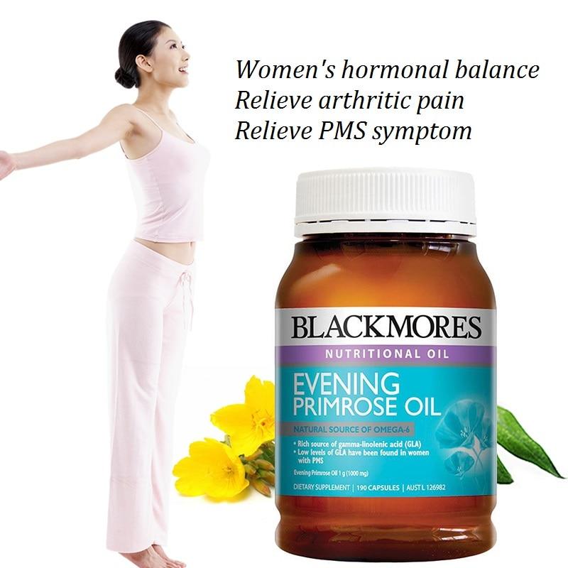 Güzellik ve Sağlık'ten Setler'de Avustralya BM Akşam çuha çiçeği yağı EPO GLA Destek Kadınlar Sağlıklı Regl Yardım Premenstrual Sendromu PMS Belirtileri'da  Grup 1