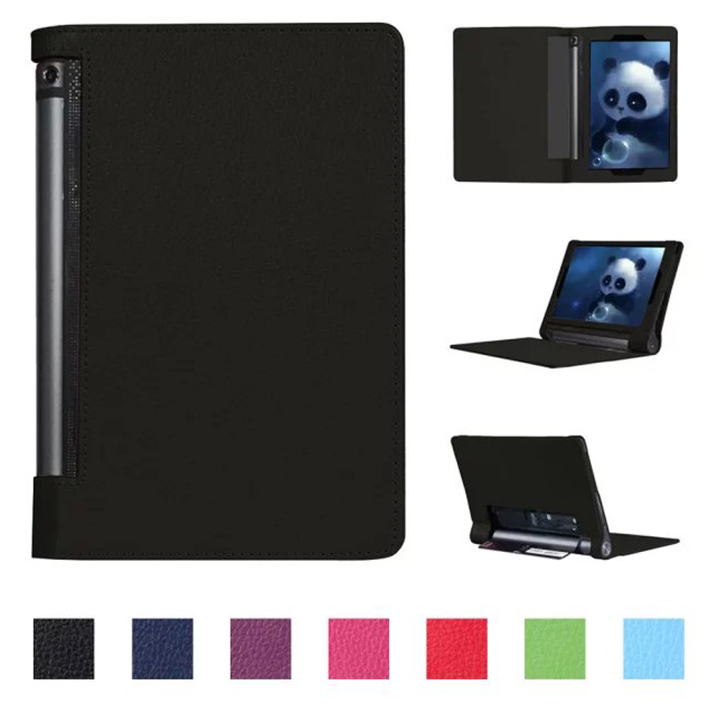 Luxury Cover for Lenovo yoga tablet 3 10 Case,Flip PU Leather Kickstand Case for Lenovo yoga tab 3 10 YT3-X50 10.1inch+Stylus 3 in 1 new ultra thin smart pu leather case cover for 2015 lenovo yoga tab 3 850f 8 0 tablet pc stylus screen film