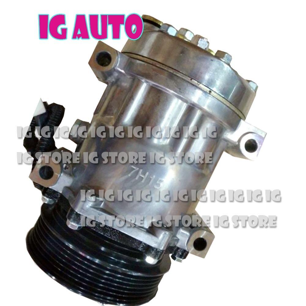 Compresseur AC A/C pour Massey Ferguso Type 6495 compresseur de climatiseur de voiture