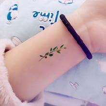 500 Models Waterproof Temporary Tattoo Tatoo Henna Fake Flash Tattoo Stickers Tatto Tattoos Dorsal Branch Of Hand