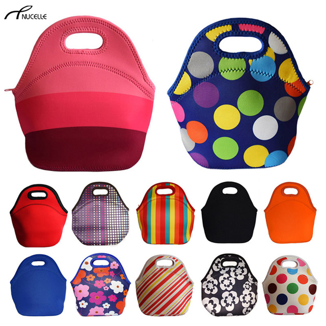 Casual Traveal Work Lunch Bag Box Pack Portable Picnic Bag Waterproof Insulation Wholesale
