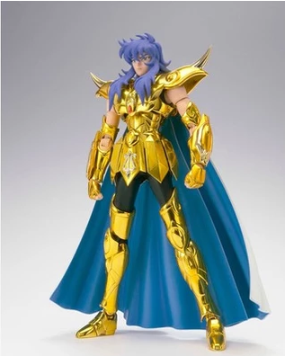 Металлический корпус, металлический корпус, MC Saint Seiya Scorpio Milo glod Saint Myth, золотой экс фигурка