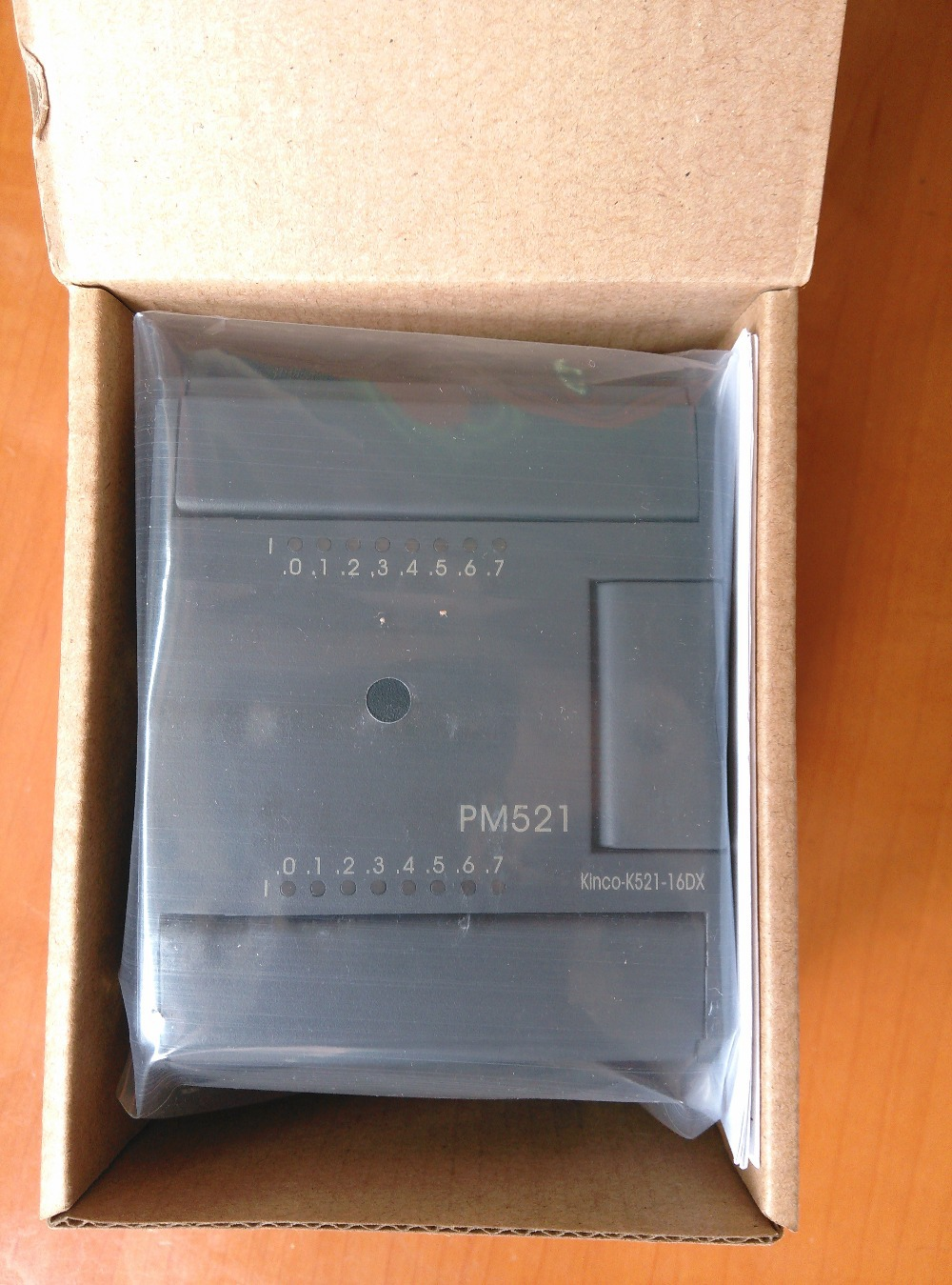 ФОТО K521-16DX Kinco PLC Extension IO module DI 16 new in box