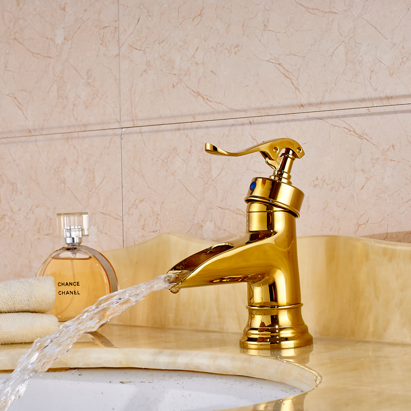 Wholesale and Retail Wash Basin Vessel Sink Faucet Teapot Shaped Deck Mounted Gold pastoralism and agriculture pennar basin india