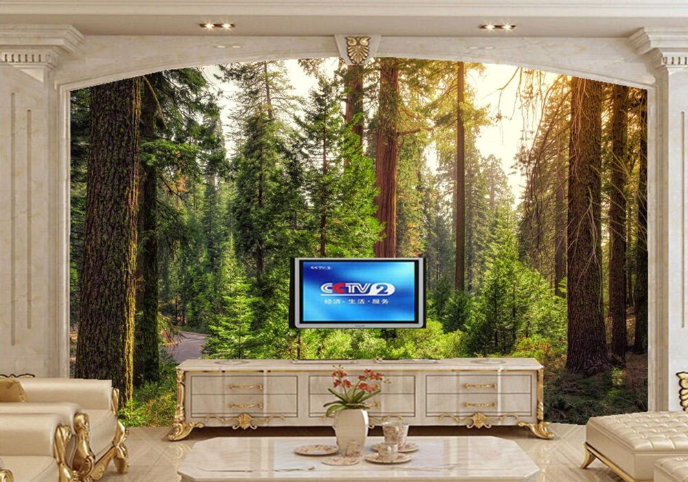 USA National Park Trunk tree Fir Nature photo wallpaper,living room TV background sofa wall bedroom kitchen restaurant mural сумка для фотоаппарата hugger tree trunk dark grey