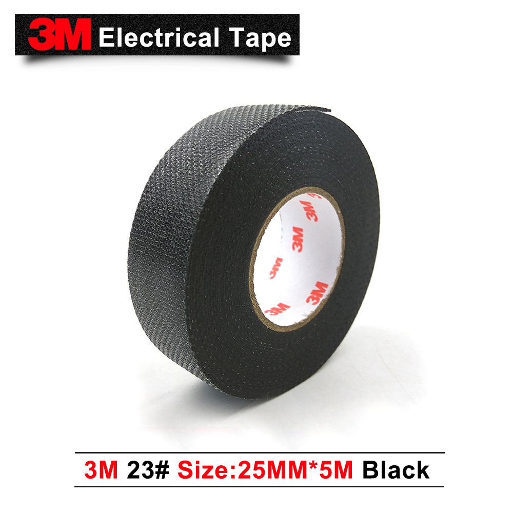 Splicing Tape Us 9 8 100 Original 3m 23 Rubber Splicing Tape Self Fusing Electrical Tape 25mm 5m Pc Pack Of 1 In Tape From Home Improvement On Aliexpress