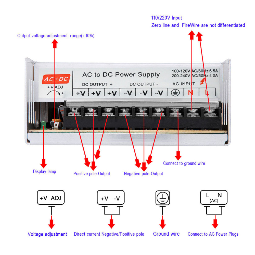 hight resolution of ac to dc 12v 30a power supply diagram data wiring diagram schema seat 12v dc power