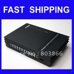 PBX factory VinTelecom Telephone pabx SV208(2 X8 Lines PABX)-for small offices solution