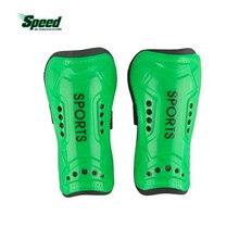 2016 New Ultra Light Plate Soft Foam Football Shin Pads Soccer Guards Sports Leg Protector for Adult Teenage