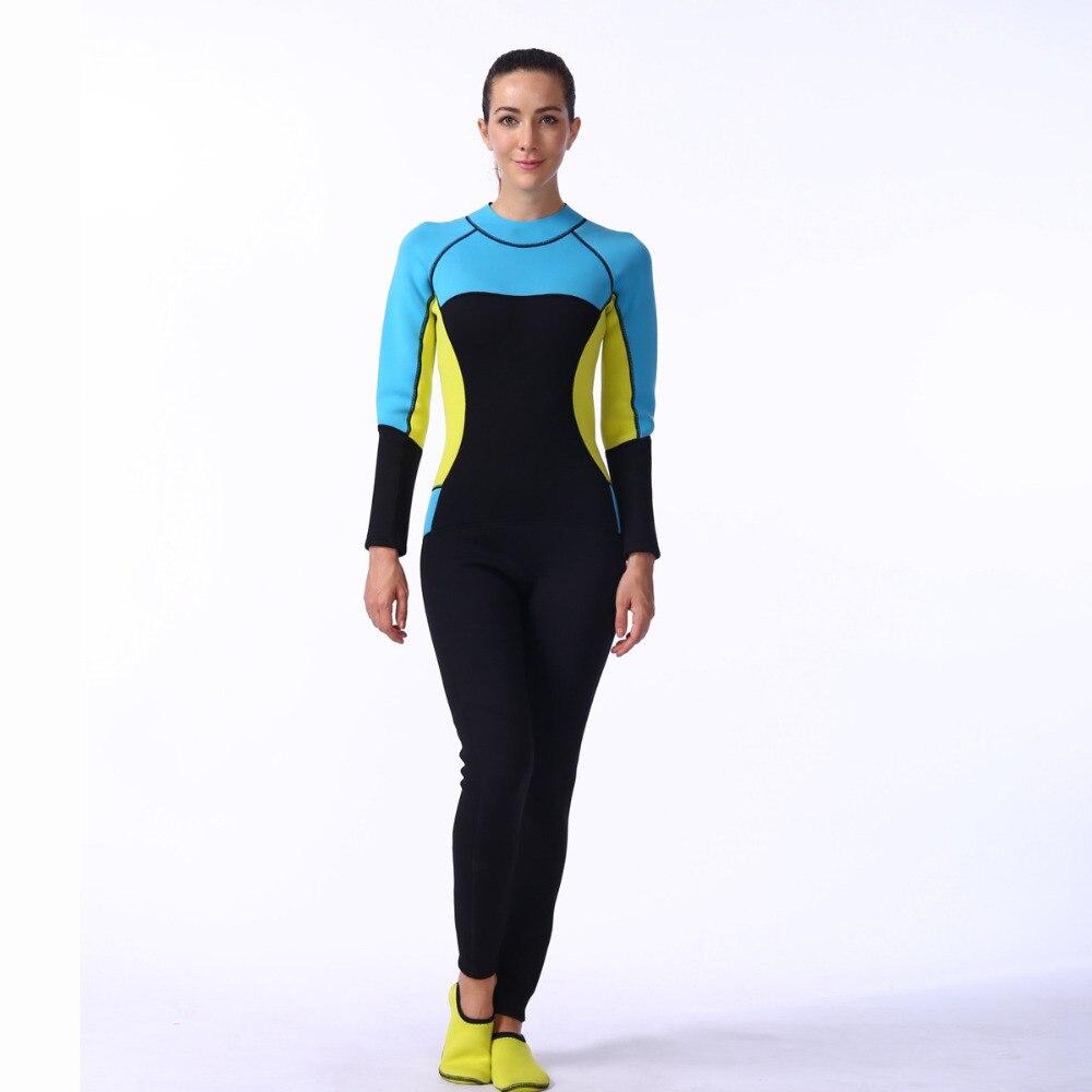 42b54470839e LIFURIOUS Wetsuits women Swim Surfing Diving Accesorios de la ropa ...