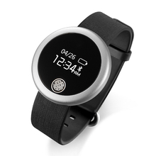 Оригинальный Bluetooth Smart Браслет Heart Rate Фитнес трекер Smart Браслет Спорт Водонепроницаемый шагомер для IOS Android