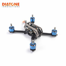 Diatone 2018 GT-M3 Stretch X 143mm RC Drone FPV Racing F4 OSD TBS VTX G1 600TVL Camera 20A BLHeli_S ESC PNP DIY Quadcopter Parts