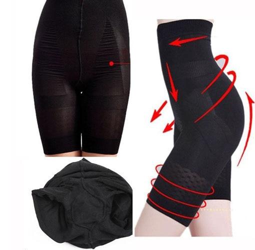 Waist training corsets cincher Slim Pants lift hot shapers Control Pants body shaper/ slimming Underwear latex waist trainers