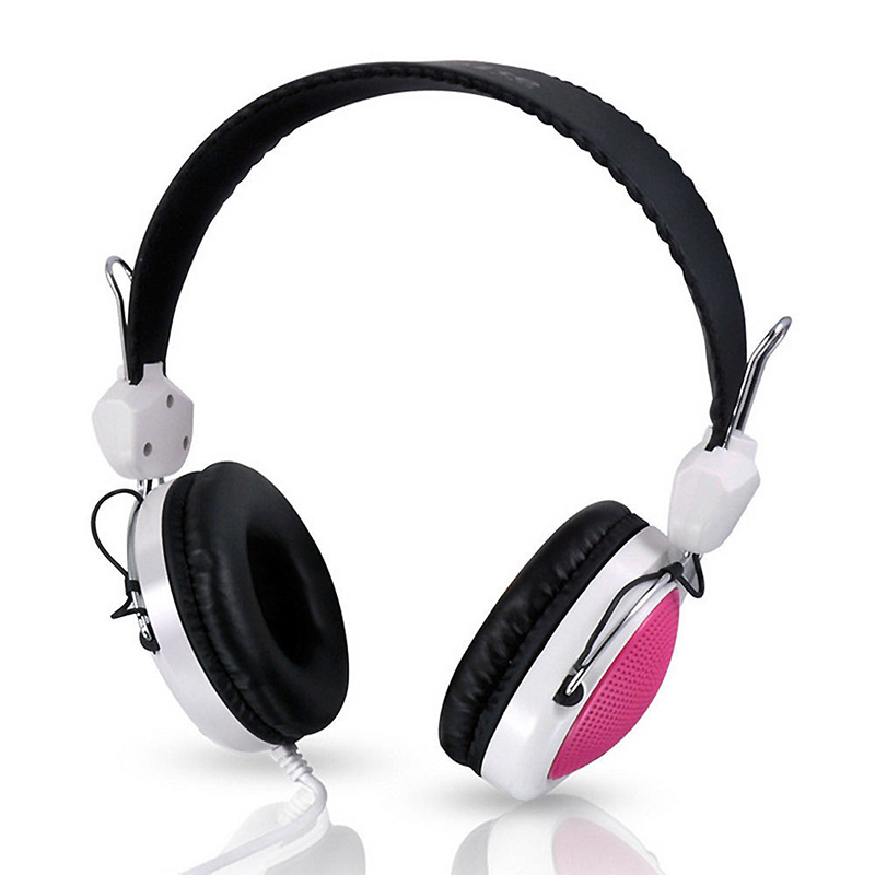 Digitalworld Fashion Wired Headphones 3.5mm Stereo Plug Headset With Mic Earphones Handfree for Xiaomi Phones Children #92759