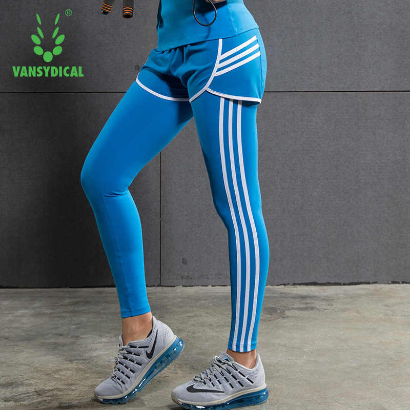 Vansydical spodenki sportowe dla kobiet treningu Fitness Running Gym Fitness bieganie pasek krótki